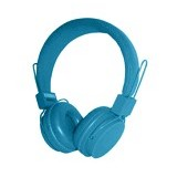 RBT Headset [EX-09i] - Blue (Merchant) - Headphone Portable