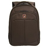 REAL POLO Backpack [5876] - Coffee - Notebook Backpack