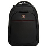 REAL POLO Backpack [5877] - Black - Notebook Backpack