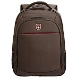 REAL POLO Backpack [5877] - Coffee - Notebook Backpack