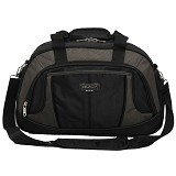 REAL POLO Travel Bag [6303] - Black