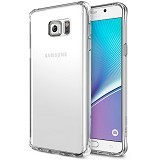 REARTH Fusion Samsung Galaxy Note 5 Case [RFSG028] - Crystal View - Casing Handphone / Case