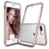 REARTH Ringke Frame iPhone 7 Plus - Rose Gold (Merchant) - Casing Handphone / Case