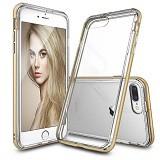 REARTH Ringke Frame iPhone 7 Plus - Royal Gold (Merchant) - Casing Handphone / Case