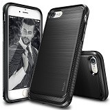 REARTH Ringke Onyx for iPhone 7 [OXAP0002] - Black (Merchant) - Casing Handphone / Case