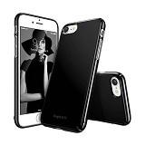 REARTH Ringke Slim Casing for iPhone 7 - Jet Black (Merchant) - Casing Handphone / Case