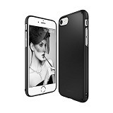 REARTH Ringke Slim Casing for iPhone 7 - SF Black (Merchant) - Casing Handphone / Case
