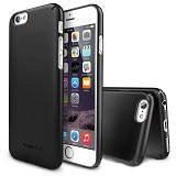REARTH Apple iPhone 6 Case Ringke Slim - Black - Casing Handphone / Case
