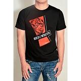 REDWHITE1945 RedWhite1945 Logo T-shirt Size S - Black - Kaos Pria