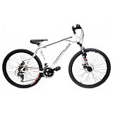 REEBOK Bicycle MTB 26 Inch Chameleon Chrome Elite - White - Sepeda Gunung / Mountain Bike / Mtb