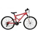 REEBOK Bicycle MTB 26 Inch Chameleon Recoil - Red - Sepeda Gunung / Mountain Bike / Mtb