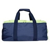 REEBOK Two Color Teambag S [UB-TB6121] - Midnight Blue/Seafoam Green - Travel Bag