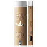 RELION RealPen PC [RL-STICK-D1-WIN] - Desktop Mini Pc Intel Atom