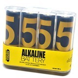 REMAX Alkaline AA Battery Zi5 4 pcs (Merchant) - Battery and Rechargeable