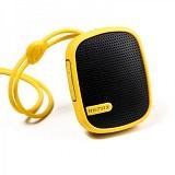 REMAX Bluetooth Speaker Mini [RM-X2] Yellow (Merchant)