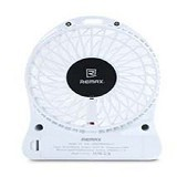 REMAX Kipas Angin Mini USB [F1] - White (Merchant) - USB & Portable Fan