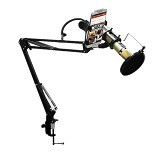 REMAX Mobile Recording Studio Set [CK100] (Merchant) - Stand Microphone