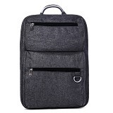 REMAX Notebook Bags 505 - Gray (Merchant) - Notebook Backpack