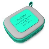 REMAX Speaker Bluetooth [RBX2] - Green (Merchant) - Speaker Portable