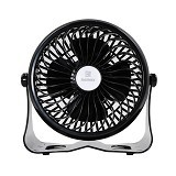 REMAX USB Mini Fan [F3] - Black (Merchant) - USB & Portable Fan
