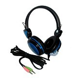 REXUS Gaming Headset [RX-995] - Blue (Merchant) - Gaming Headset