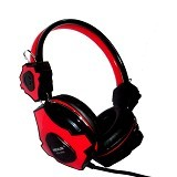 REXUS Gaming Headset [RX-999] - Merah (Merchant) - Gaming Headset