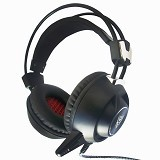 REXUS LED Backlight Gaming Headset [F35] (Merchant) - Gaming Headset