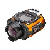 RICOH Digital Camera WG-M1 - Orange - Camera Underwater