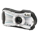 RICOH WG 20 - White - Camera Underwater