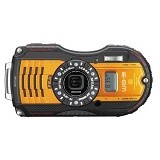 RICOH WG-5 GPS - Orange - Camera Underwater
