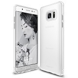 RINGKE FUSION Slim Samsung Galaxy Note 7 Frost - Frost White (Merchant) - Casing Handphone / Case