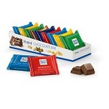 RITTER SPORT Bunter Mix Mini (Merchant) - Aneka Coklat