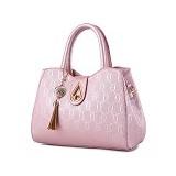 RIYOW VISUALSTORE Tas Wanita [BQ1460] - Pink (Merchant) - Tas Tangan Wanita