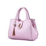RIYOW VISUALSTORE Tas Wanita [BQ1460] - Purple (Merchant) - Tas Tangan Wanita