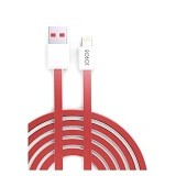 ROBOT Data Lighting for iPhone 5/6 [RJL100] - Red (Merchant) - Cable / Connector Usb