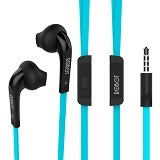 ROBOT Earphone Extra Bass Distraction Free [RE220] - Blue (Merchant) - Earphone Ear Monitor / Iem