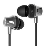ROBOT Nail Shape Mini Wired Headset [RE-P03] - Black (Merchant)