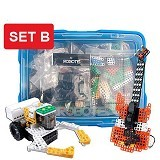 ROBOTIS DREAM Set B [EN] (Merchant) - Rocket and Space Ship Remote Control