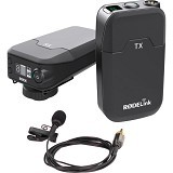 RODE Link Wireless Filmmaker Kit (Merchant) - Microphone System