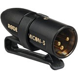 RODE MiCon-5 Connector for 3-pin XLR Devices (Merchant) - Camera and Video Microphone