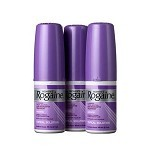 ROGAINE 2% Minoxidil Topical Solution For Women - 60 ml (3 Botol) - Serum / Vitamin Rambut