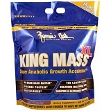 ROGAINE King Mass Whey Protein 15lbs - Chocolate - Suplement Peningkat Metabolisme Tubuh