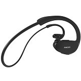 ROMAN Sporty Wireless Headset [G05Z] - Black (Merchant) - Headset Bluetooth