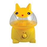 ROOM DECOR Cool Mist Humidifier Pikachu 4L [HUMUG-C11] - Yellow (Merchant) - Air Humidifier