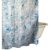 ROOM DECOR Shower Curtain 003 [RDSC003] (Merchant) - Tirai Kamar Mandi