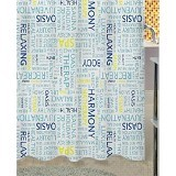 ROOM DECOR Shower Curtain 005 [RDSC005] (Merchant) - Tirai Kamar Mandi