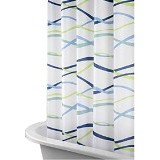 ROOM DECOR Shower Curtain 008 [RDSC008] - Multi Colour (Merchant) - Tirai Kamar Mandi