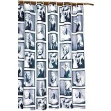 ROOM DECOR Shower Curtain 011 [RDSC011] (Merchant) - Tirai Kamar Mandi