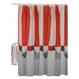ROOM DECOR Shower Curtain 014 [RDSC014] (Merchant) - Tirai Kamar Mandi