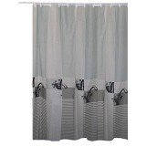 ROOM DECOR Shower Curtain 016 [RDSC016] (Merchant) - Tirai Kamar Mandi